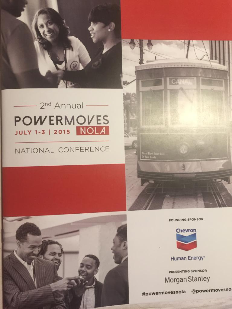 PowerMovesNOLA Program Book